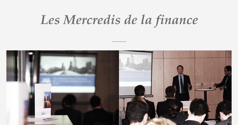 Alan Allman Associates : Les Mercredis de la Finance